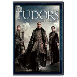The Tudors: The Complete Third Season (DVD 2020) Zagraniczne
