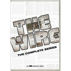 The Wire: The Complete Series (DVD) (DVD 2020)