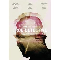 True Detective: The Complete Seasons 1-3 (DVD 2020)