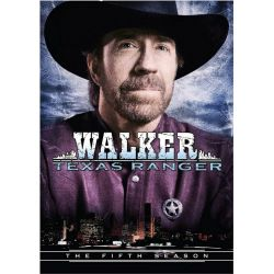 Walker Texas Ranger Season 5 (DVD 2020)