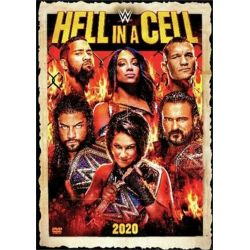 WWE: Hell In A Cell 2020 (DVD 2020) Filmy