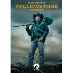Yellowstone: Season Three (DVD) (DVD 2020)