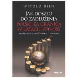 Jak doszło do zadłużenia Polski za granicą w latach 1970-1985 - Witold Bień - Książka Pozostałe