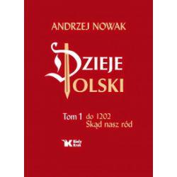 Dzieje Polski. Tom 1. Skąd nasz ród - Andrzej Nowak - Książka