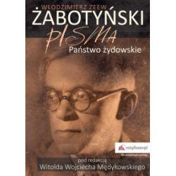 Pisma. Państwo żydowskie - Włodzimierz Zeew Żabotyński - Książka