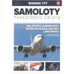 Samoloty pasażerskie świata. Tom 20. Boeing 777 - praca zbiorowa - Książka Pozostałe