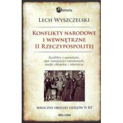 Konflikty narodowe i wewnętrzne w II Rzeczypospolitej - Lech Wyszczelski - Książka