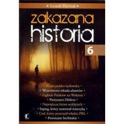 Zakazana Historia. Tom 6 - Leszek Pietrzak - Książka