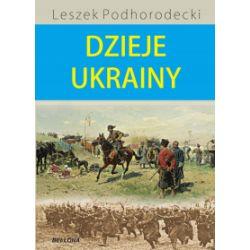 Dzieje Ukrainy (oprawa miękka, 264 stron, rok wydania 2014) - Leszek Podhorodecki - Książka