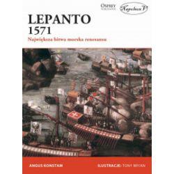 Lepanto 1571. Największa bitwa morska renesansu - praca zbiorowa - Książka