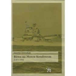Bitwa na Morzu Koralowym 2-8 V 1942 - Jarosław Jastrzębski - Książka