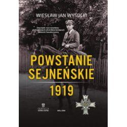 Powstanie sejneńskie 1919 - Wiesław Jan Wysocki - Książka Pozostałe