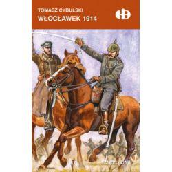 Włocławek 1914 - Tomasz Cybulski - Książka