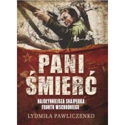 Pani Śmierć - Ludmiła Pawliczenko - Książka Pozostałe