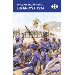 Limanowa 1914 - Wacław Polakiewicz - Książka