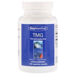 Allergy Research Group, TMG Trimethylglycine, 100 Vegetarian Capsules