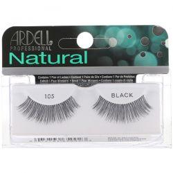 Ardell, Natural, Lash #105, 1 Pair