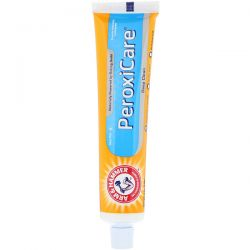 Arm & Hammer, PeroxiCare, Deep Clean Toothpaste, Fresh Mint, 6.0 oz (170 g) Pozostałe