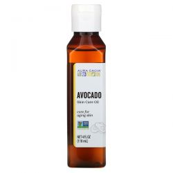 Aura Cacia, Skin Care Oil, Avocado, 4 fl oz (118 ml) Pozostałe