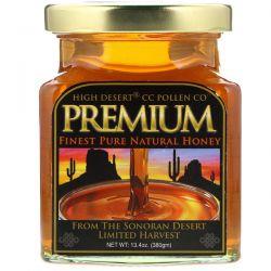 C.C. Pollen, Premium, Finest Pure Natural Honey, 13.4 oz (380 g)