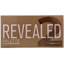 Coastal Scents, Revealed 2, Eyeshadow Palette, 1 oz (30 g)