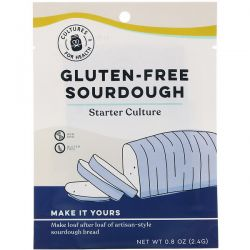 Cultures for Health, Gluten-Free Sourdough, 1 Packet, .08 oz (2.4 g)