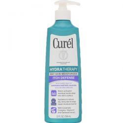 Curel, Hydra Therapy, Wet Skin Moisturizer, Itch Defense, 12 fl oz (354 ml) Zdrowie i Uroda