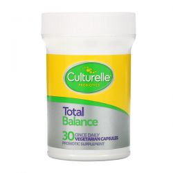 Culturelle, Probiotics, Total Balance, 11 Billion CFU, 30 Vegetarian Capsules Pozostałe
