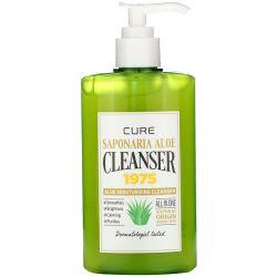 Cure, Saponaria Aloe Cleanser 1975,  215 g