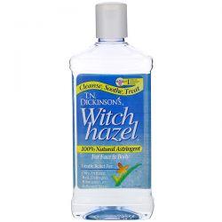 Dickinson Brands, Witch Hazel, For Face & Body, 16 fl oz (473 ml) Pozostałe