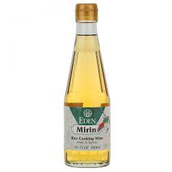 Eden Foods, Mirin, Rice Cooking Wine, 10.5 fl oz (300 ml) Pozostałe