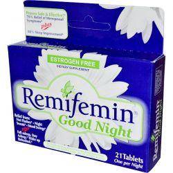 Enzymatic Therapy, Remifemin, Good Night, 21 Tablets Pozostałe