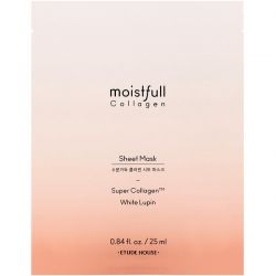 Etude House, Moistfull Collagen, Sheet Mask, 1 Sheet, 0.84 fl oz (25 ml)