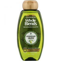 Garnier, Whole Blends, Legendary Olive Replenishing Shampoo, 22 fl oz (650 ml) Pozostałe