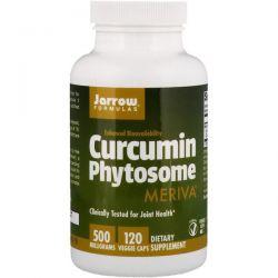 Jarrow Formulas, Curcumin Phytosome, 500 mg, 120 Veggie Caps Pozostałe