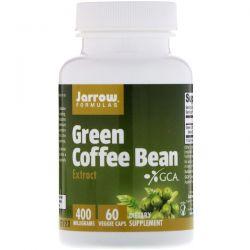 Jarrow Formulas, Green Coffee Bean Extract, 400 mg, 60 Veggie Caps Pozostałe
