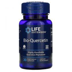 Life Extension, Bio-Quercetin, 30 Vegetarian Capsules Pozostałe