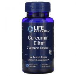 Life Extension, Curcumin Elite, Turmeric Extract, 30 Vegetarian Capsules