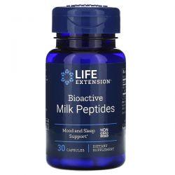Life Extension, Bioactive Milk Peptides, 30 Capsules