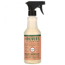 Mrs. Meyers Clean Day, Muti-Surface Everyday Cleaner, Geranium Scent, 16 fl oz (473 ml) Pozostałe