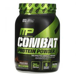 MusclePharm, Combat Protein Powder, Chocolate Milk, 2 lbs (907 g) Pozostałe