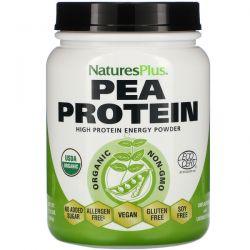 Nature's Plus, Organic Pea Protein Powder, 1.10 lbs (500 g) Pozostałe