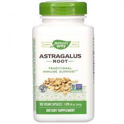 Nature's Way, Astragalus Root, 1,410 mg, 180 Vegan Capsules Pozostałe