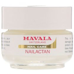 Mavala, Nailactan, Nutritive Nail Cream, 0.5 oz (15 ml) Pozostałe