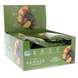 Sahale Snacks, Glazed Mix, Naturally Pomegranate Flavored Pistachios, 9 Packs, 1.5 oz (42.5 g) Each