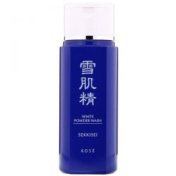 Sekkisei, White Powder Wash, 3.5 oz (100 g)