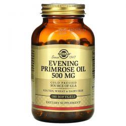 Solgar, Evening Primrose Oil, 500 mg, 180 Softgels Pozostałe