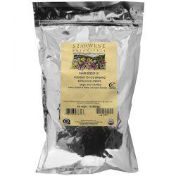 Starwest Botanicals, Organic Rooibos Tea C/S, 1 lb (453.6 g) Zagraniczne
