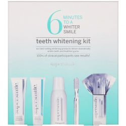 Supersmile, 6 Minutes to a Whiter Smile, Teeth Whitening Kit, 5 Piece Kit