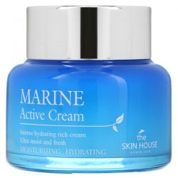 The Skin House, Marine Active Cream,  50 ml